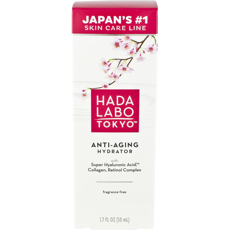 Hada Labo Tokyo Anti-Aging Hydrator, 1.7 Oz