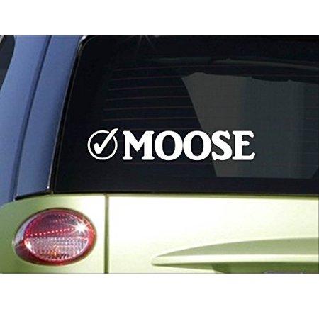Moose Check *I049* 8