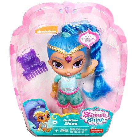 Shimmer Amp Shine Bedtime Shine Basic Doll Walmart Com