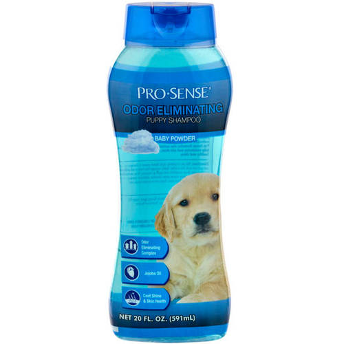 Pro-Sense Baby Powder Scent Puppy Shampoo with Odor-Eliminating Complex, 20 oz