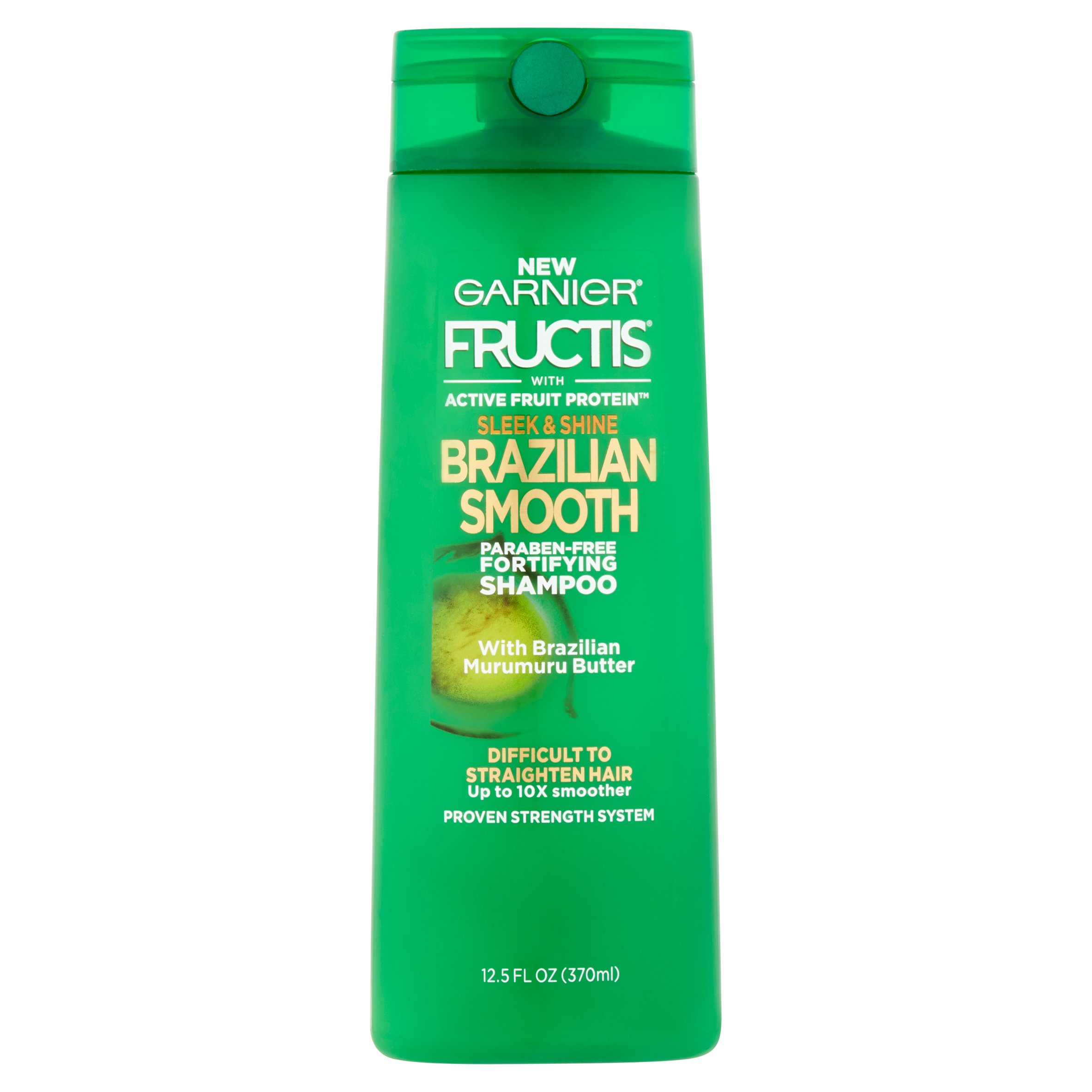 Garnier Fructis Sleek & Shine Brazilian Smooth Shampoo 12.5 FL OZ