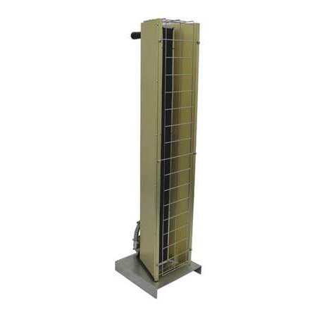 FOSTORIA FSP-3148-1 Electric Infrared Heater,480V,3150W G0459606