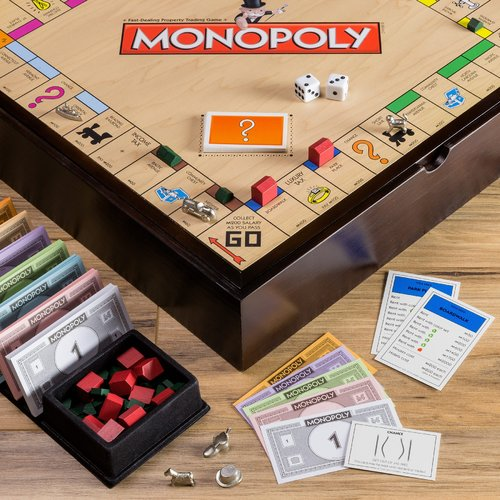 Winning Solutions Monopoly Game Plus 4