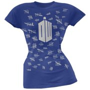 Tally Marks Women's Junior Fit T-Shirt
