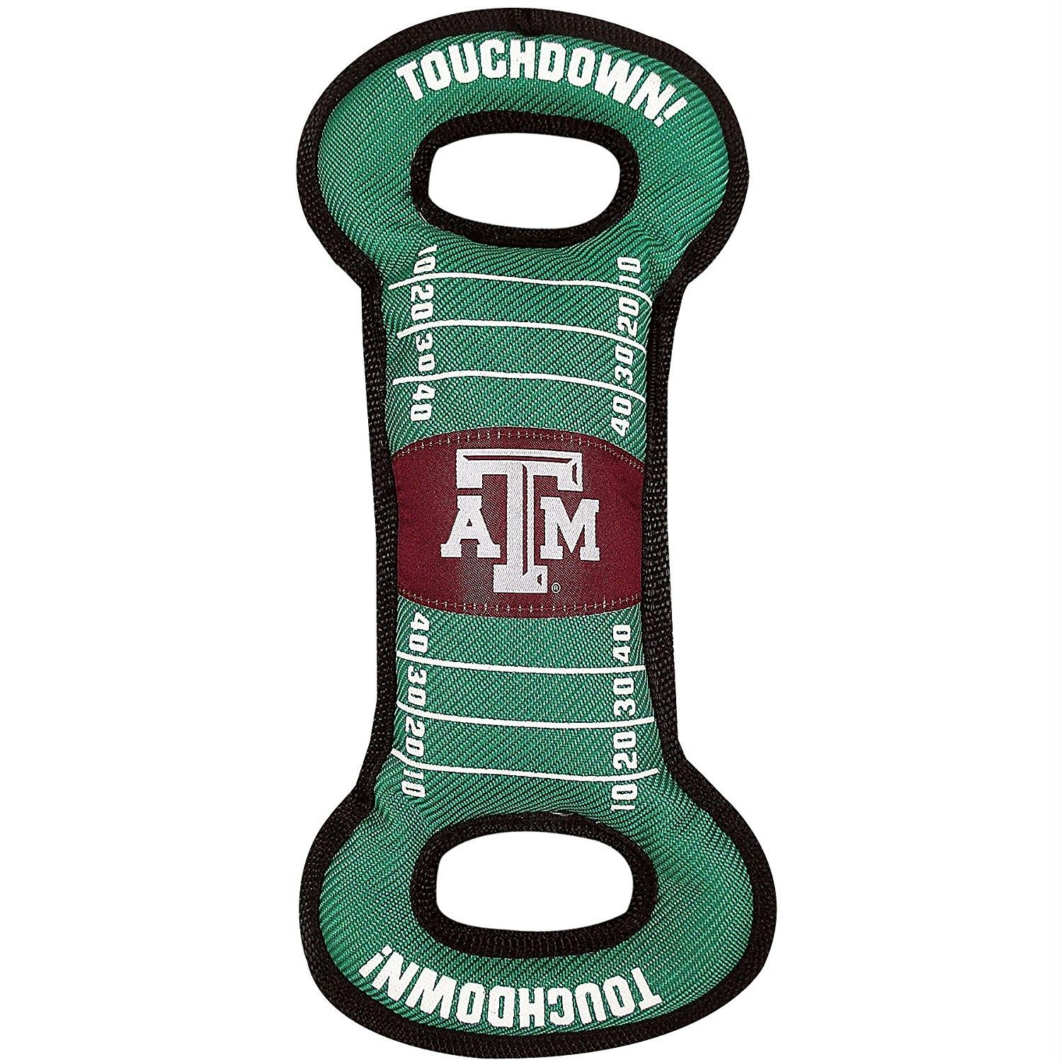 Texas A&M Aggies Field Pull Pet Toy