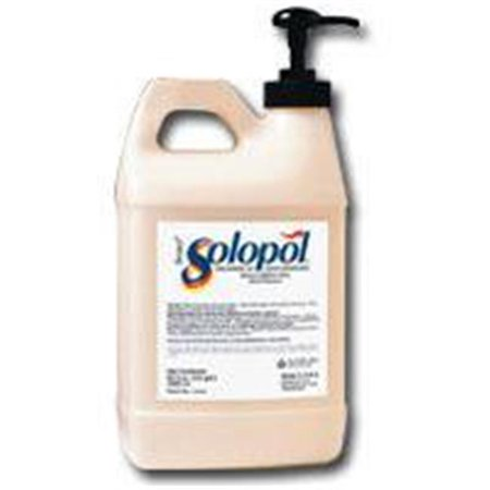 Solopol Hand Cleaner - 1/2 Gallon Pump Top Bottle