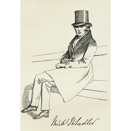 Michael Thomas Sadler 1780 Canvas Art - Ken Welsh Design Pics (24 x 36)
