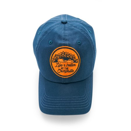 Camco Life Is Better at The Campsite Unisex Hat 0f901740d46