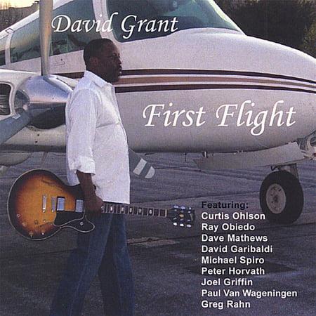 David Grant   First Flight  Cd