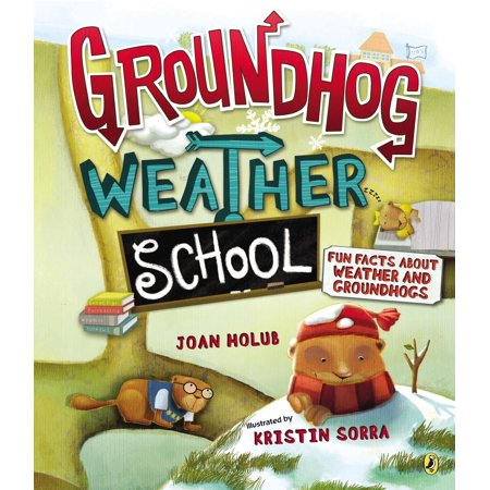 Groundhog Weather School : Fun Facts About Weather and Groundhogs (Facts About Halloween Safety)