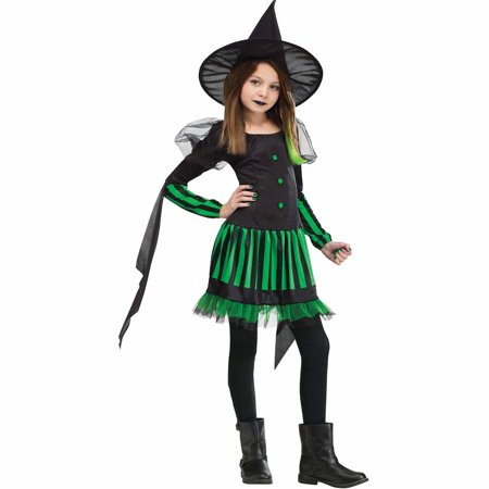 Wicked Witch Child Halloween Costume