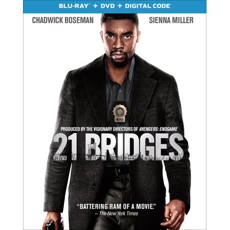 21 Bridges (Blu-ray + DVD + Digital Copy)