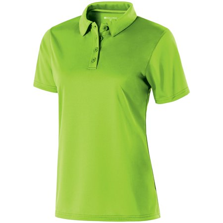 Holloway Ladies Shift Polo Lime 2Xl - image 1 of 1