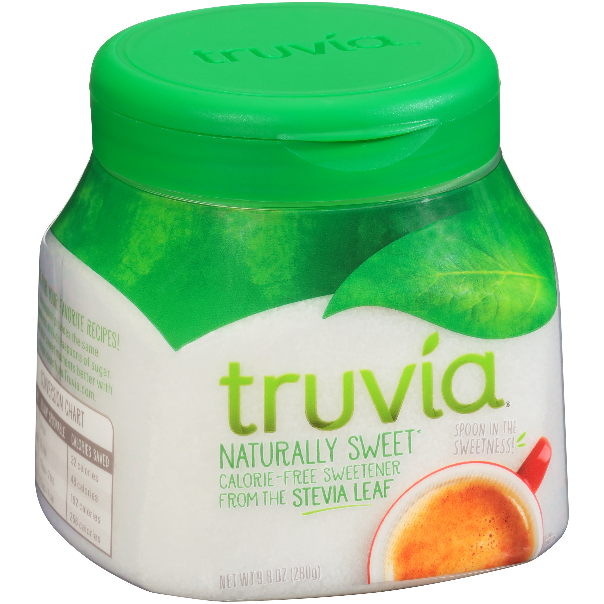 Sugar Sweeteners Tropicana Slim Stevia