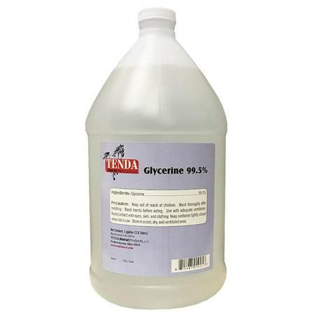 Tenda 839 Glycerine 99.5 Percent gal