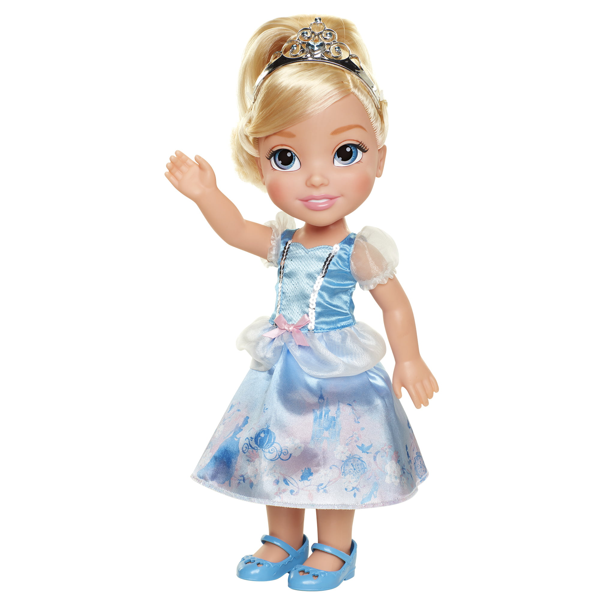 Disney Princess Explore Your World Cinderella Large Toddler Doll by Jakks Pacific