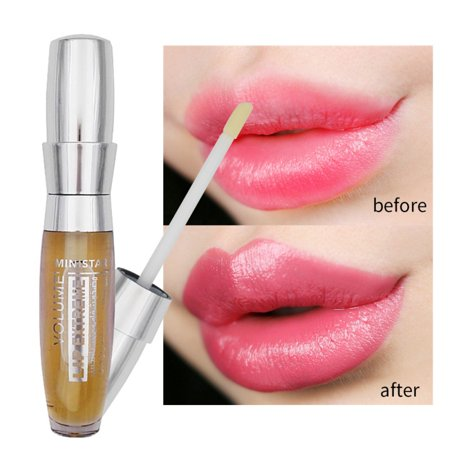 MarinaVida Women Lip Booster Plumper Extreme Lip Gloss Maximizer Volume (Best Lip Plumper Ever)