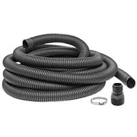 Superior Pump 99624 Hose Kit, 1-1/4 in ID, Polyethylene Hose ()