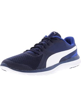Puma Men's Flext1 Peacoat / White Ankle-High Running Shoe ...
