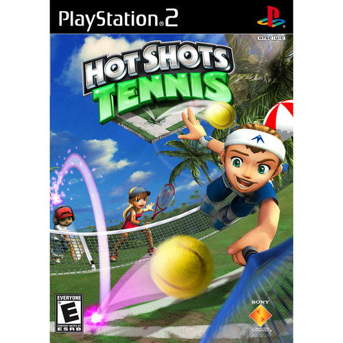 Hot Shots Tennis (PS2) - Pre-Owned