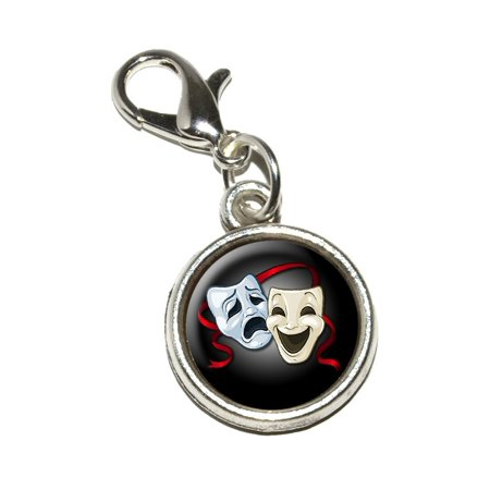 Drama Comedy Tragedy Masks - Acting Theatre Theater Bracelet