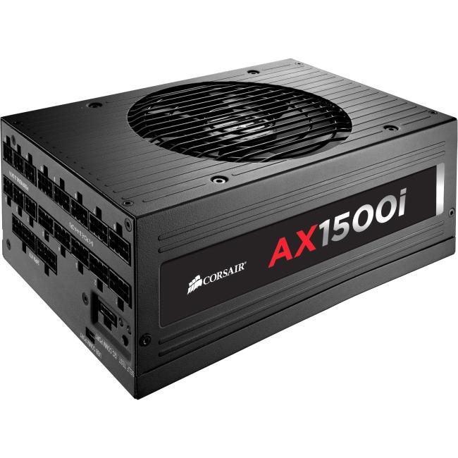 Corsair AX1500i Digital ATX 1500 Watt Fully-Modular Power Supply