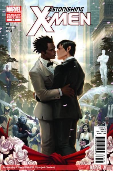 Astonishing X-Men #51 [Djurdjevic Variant Cover] by