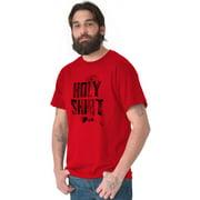 Nerd Short Sleeve T-Shirt Tees Tshirts Holy Shirt Funny Sarcastic Graphic Novelty
