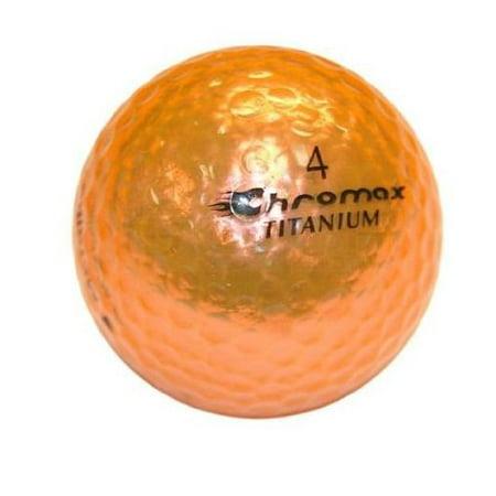 ProActive Sport BCM13-ORG Orange Chromax M1 Golf Balls 3 Pack