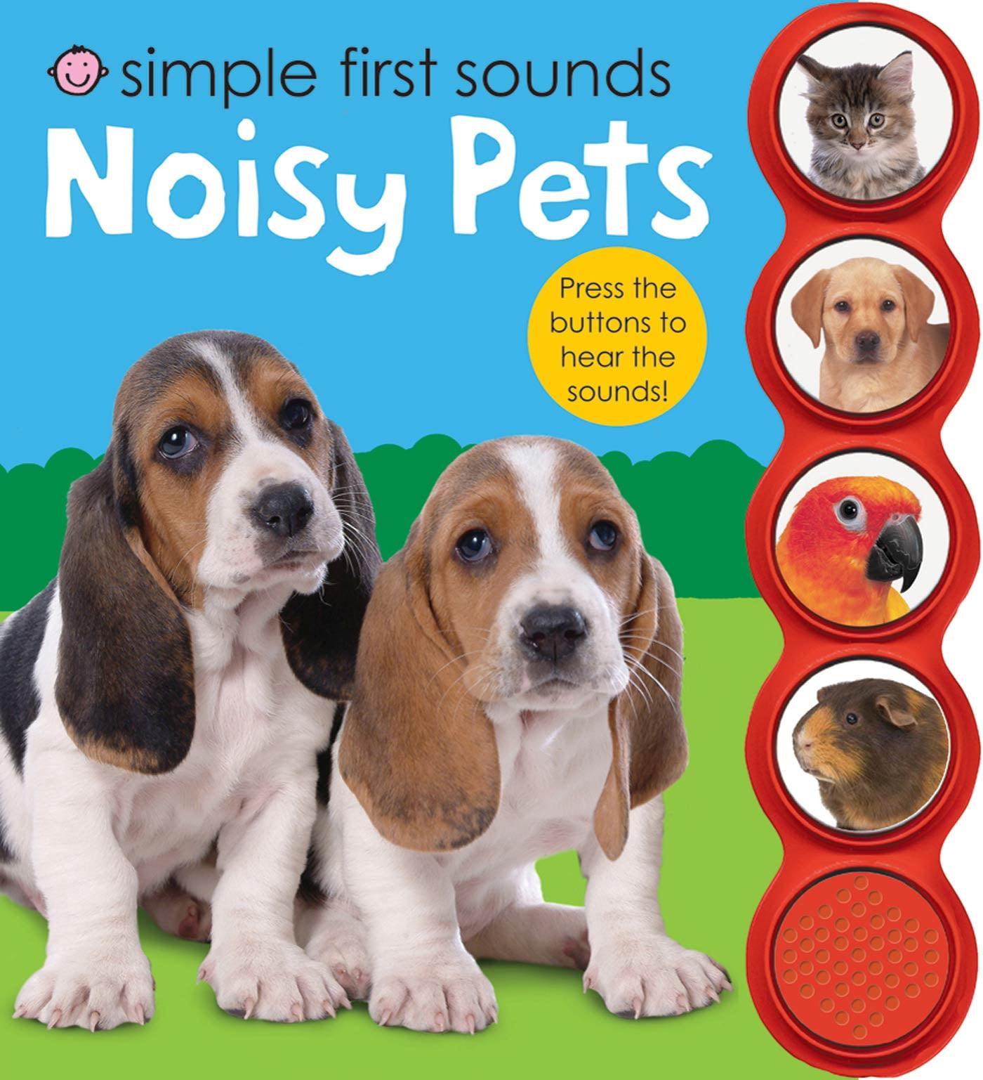 Noisy Pets (Board Book)