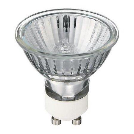 Philips Lighting 415745 Mr16 Twistline Halogen Lamp 50 Watt Gu10 Base 430 Lumens 100 Cri 2800k White