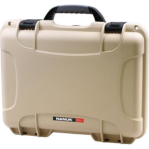 NANUK 910 Case With 3 Part Foam Insert