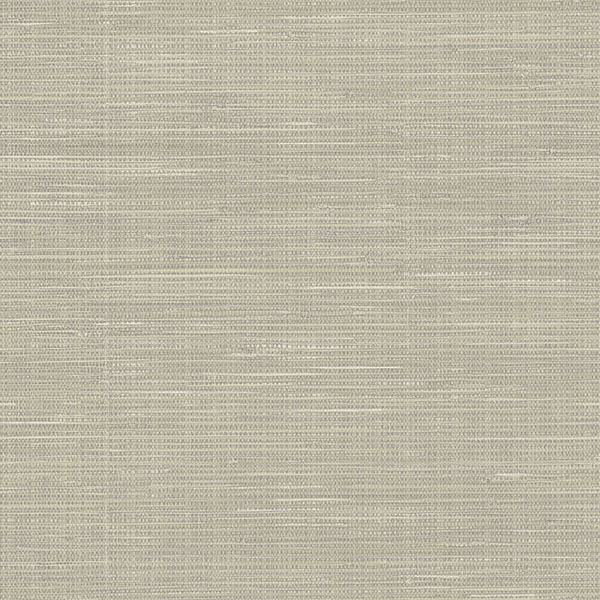 Wheat Grasscloth Peel & Stick Wallpaper