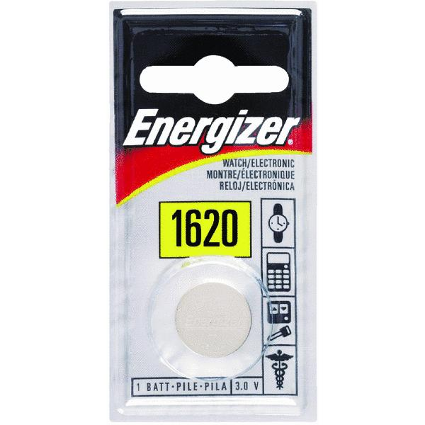 Energizer ECR1620 Lithium Button Cell Battery