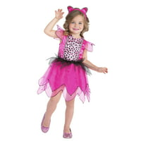 Toddler Leopard Halloween Costume (2T)