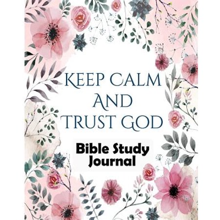 Bible Study Journal: The Christian Workbook: Make It Easy and Quick to Record Journaling Scripture