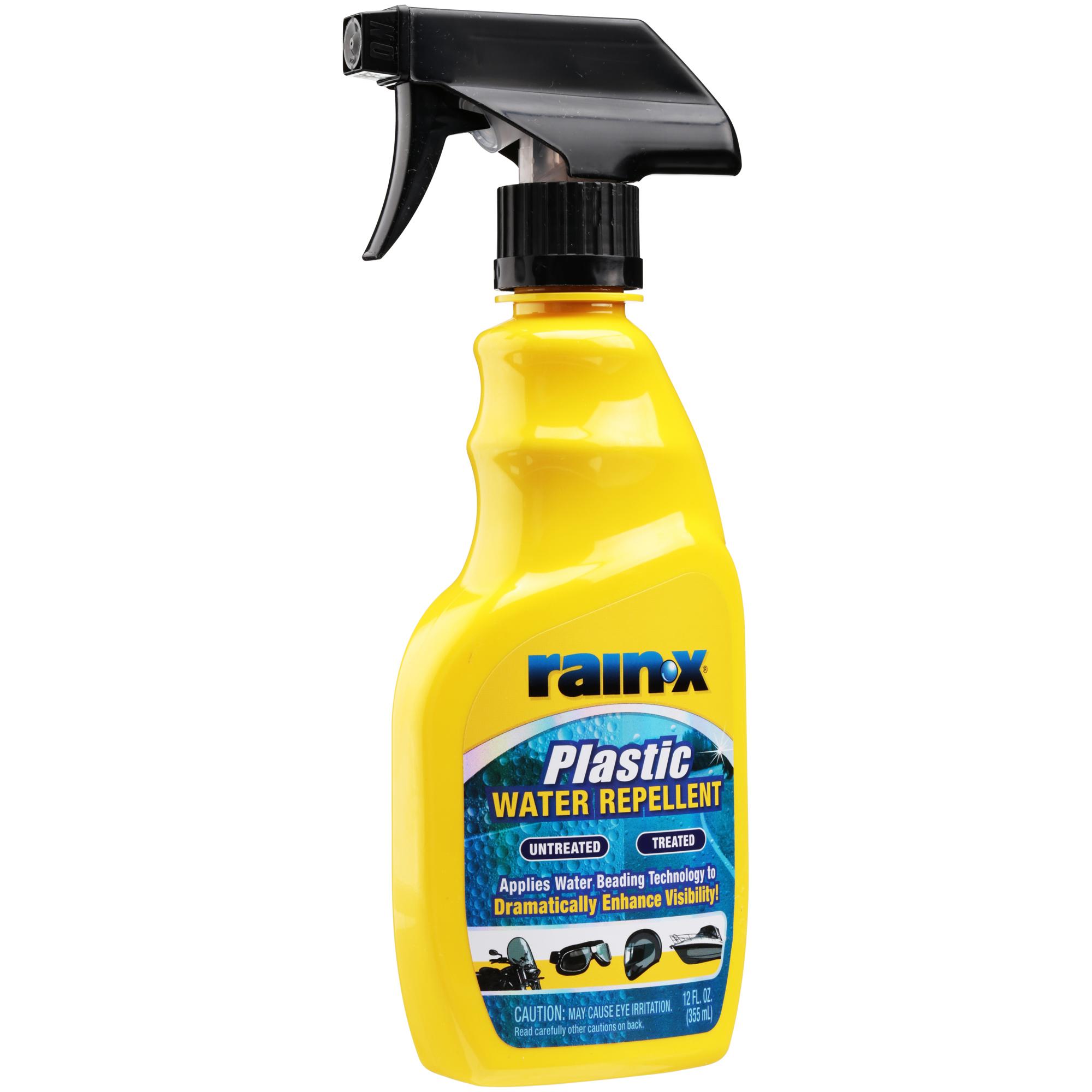 Rain-X® Plastic Water Repellent 12 fl. oz. Spray Bottle