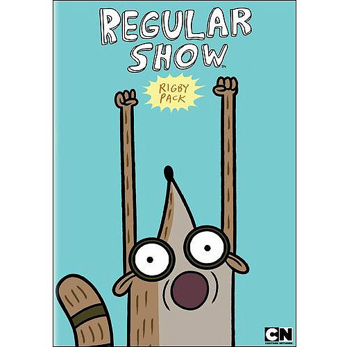 Regular Show: Rigby Pack (Widescreen)
