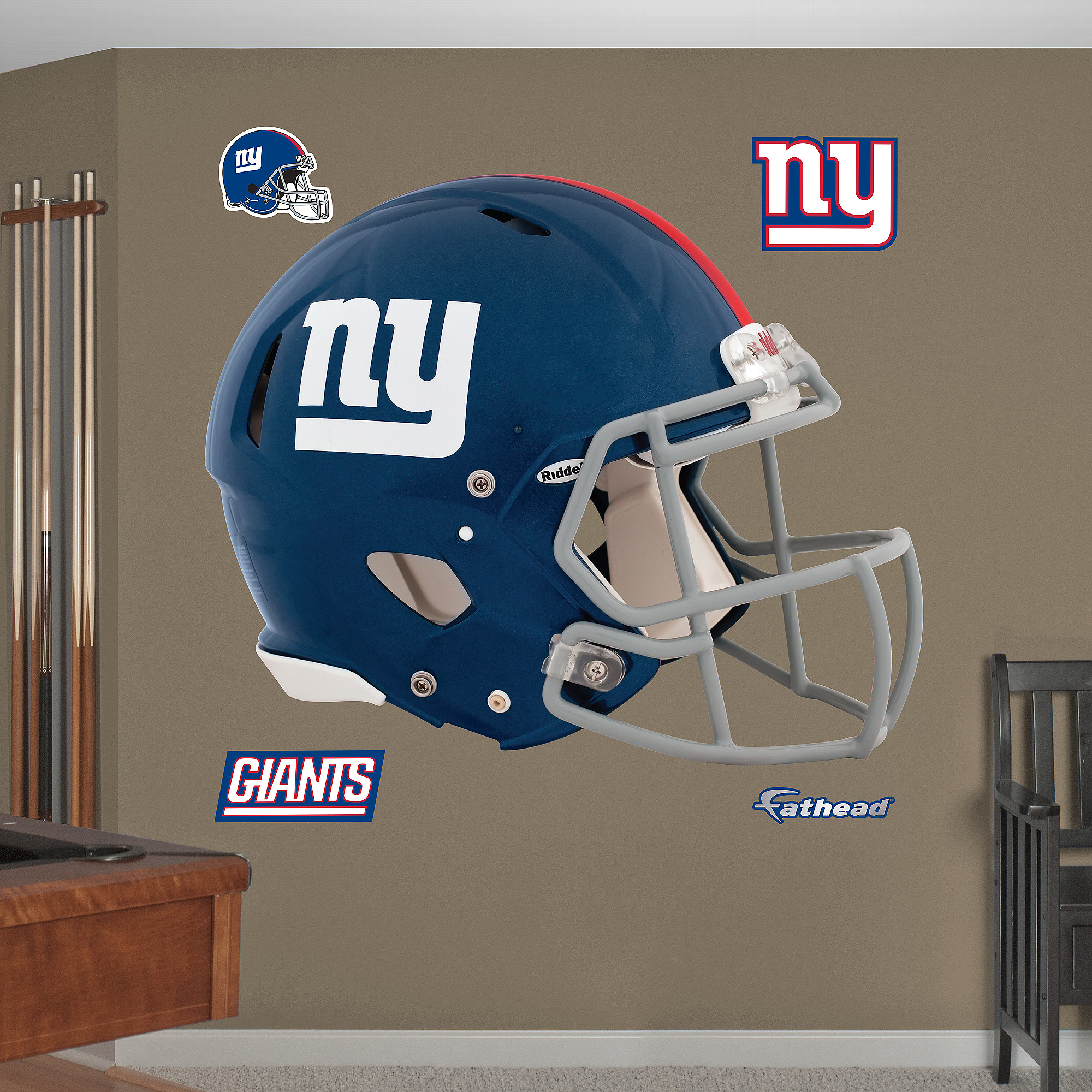 New York Giants Revolution Helmet
