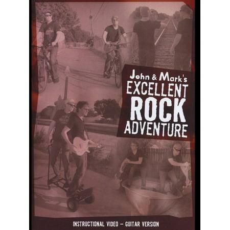 John & Marks Excellent Rock Adventure-Instructiona (DVD)