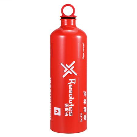 Outdoor Camping Fuel Bottle Alcohol Petrol Kerosene Storage Can Empty Fuel Bottle 500ML / 750ML - image 1 de 7