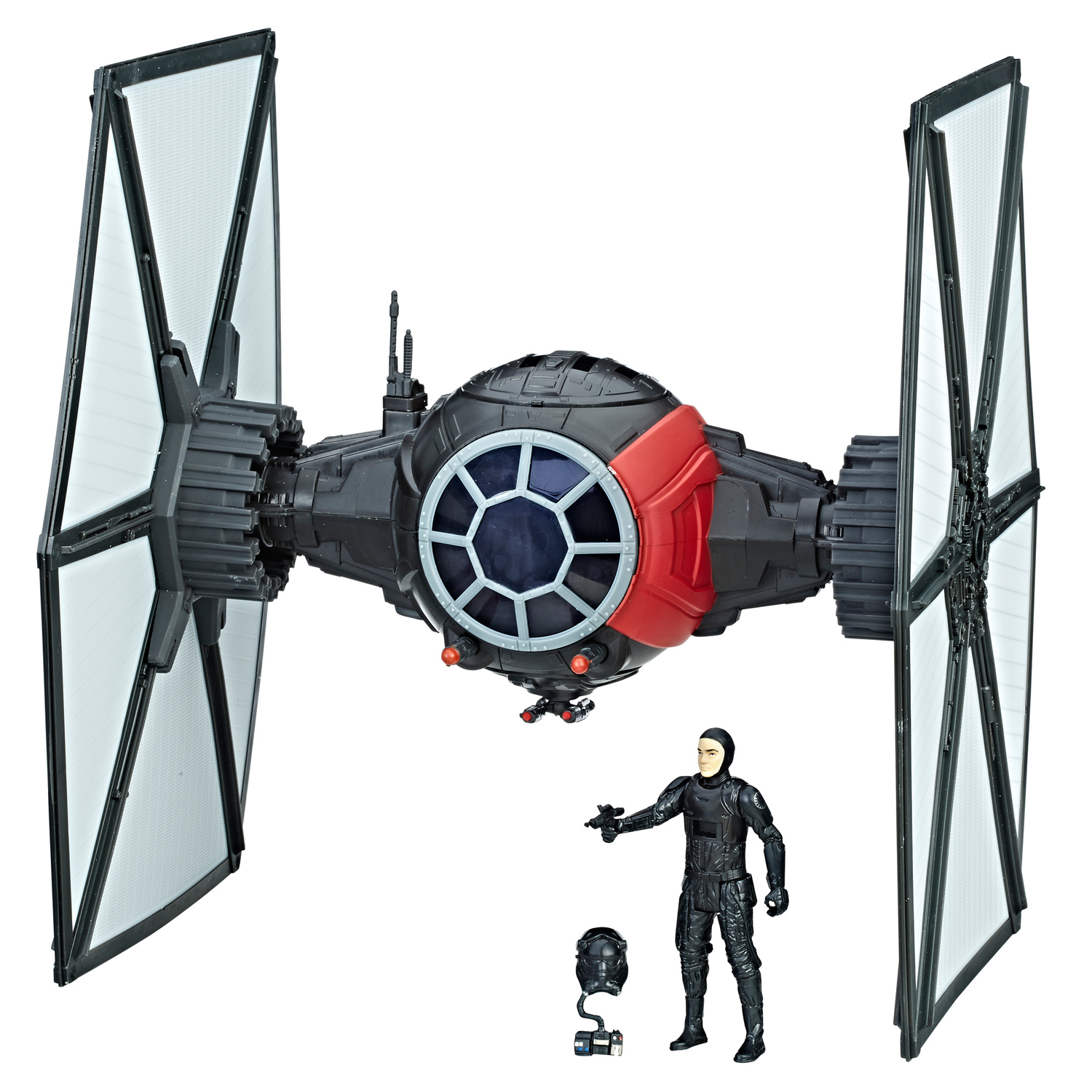 Star Wars Force Link First Order Special Force TIE Fighter & Figure