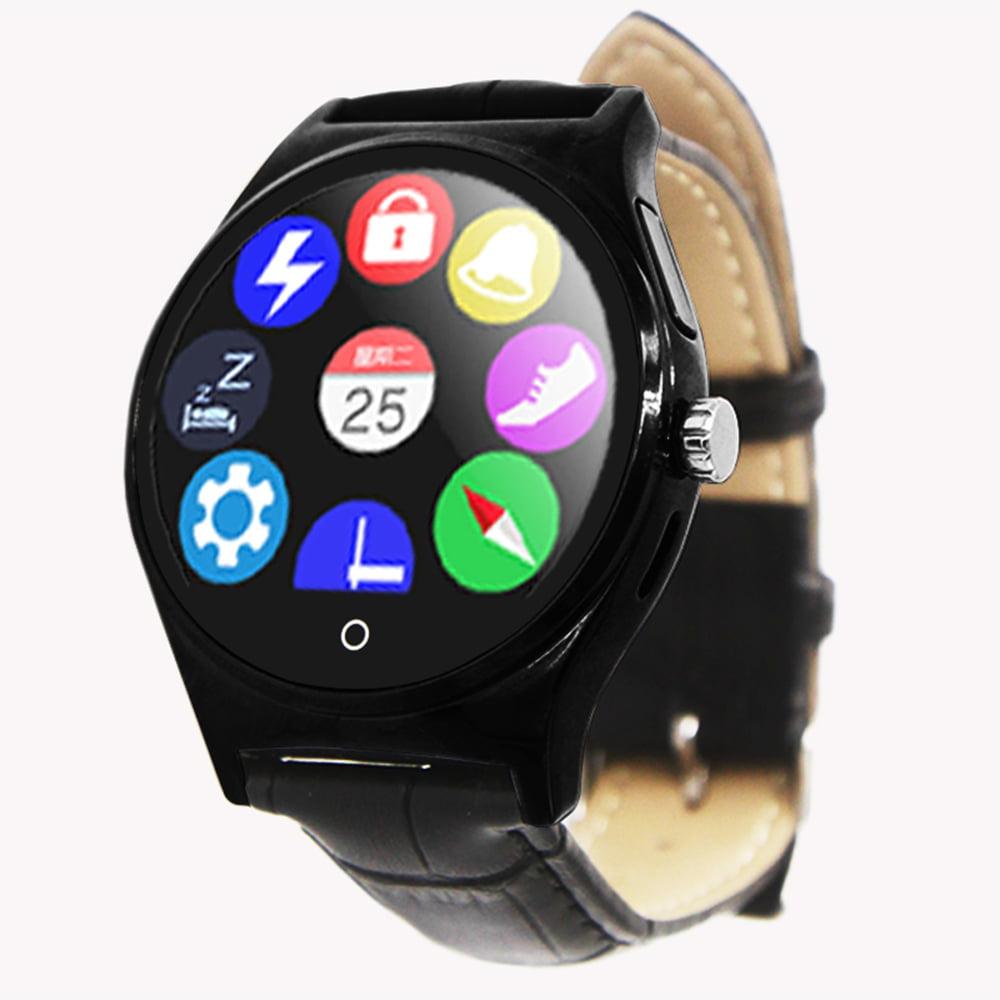 OUTERDO GL09 Bluetooth Smart Watch Heart Rate Watch Wrist...