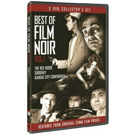 Best Films To Watch On Halloween (Best of Film Noir: Volume 1)