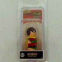 Bif Bang Pow! Batman TV Series Robin Pin Mate Wooden Figure