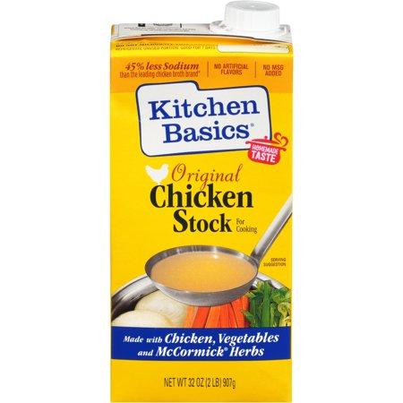 Kitchen Basics Original Chicken Stock