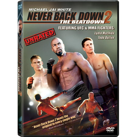 Never Back Down 2: The Beatdown (DVD) (Down In The Valley Two By Two)