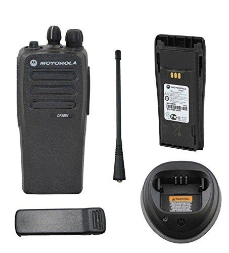 Motorola CP200D 4W 16CH Analog Version UHF 438-470MHZ Rad...
