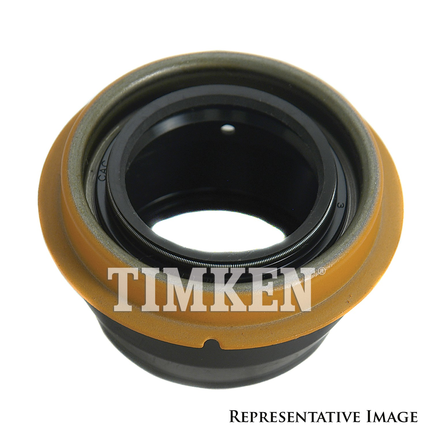 Transfer Case Output Shaft Seal Rear Timken 710496