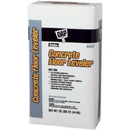 25 LB Gray Concrete Floor Leveler Only One